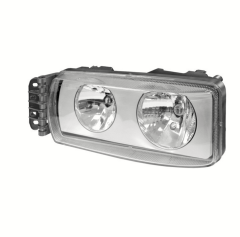 Iveco Eurocargo / Stralis  LH Headlight WEB127L